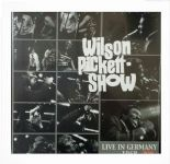 LP  ✦✦ WILSON PICKETT SHOW ✦✦ Live In Germany 1968